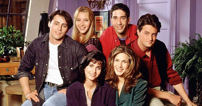 Friends Reunion Special is finally in development…