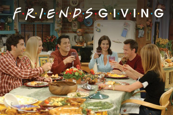 "Thanksgiving and ""FRIENDS""- Let's cherish them again"