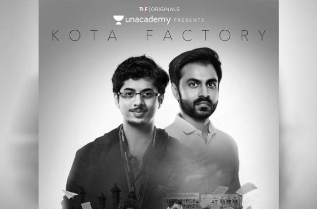 Kota factory - thefrend